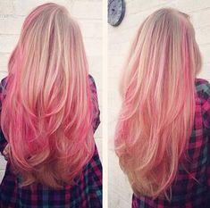 19.Pink-Blonde-Hair.jpg (500×495)