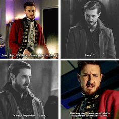 Legends of Tomorrow parallels