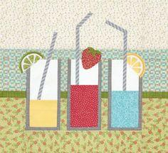 Image result for snapshots quilt picnic basket lemonade