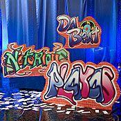 Hip Hop Graffiti Signs
