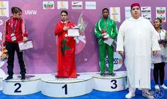 تأهل المصارعة المغربية زينب الشبكي إلى الألعاب الأولمبية: تمكنت البطلة المغربية في رياضة المصارعة زينب الشبكي، من مواليد 2003 من التأهل إلى…