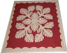 Monstera Quilt Pattern - Kwilts N Koa has Hawaiian Quilt, Custom ...