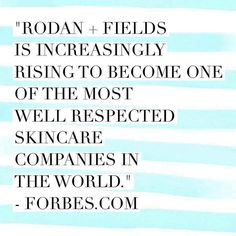 Isn't it time you gave #rodanandfields a chance