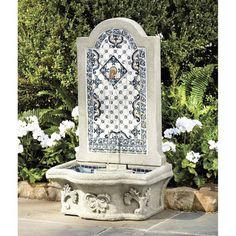 Water fountain - Ballard designs