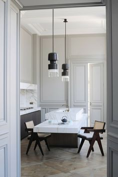 Joseph Dirand Interior Design in Paris