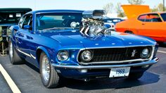 1969 Ford Mustang follow us at www.supercarsautos.com