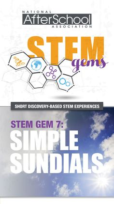 NAA's Andy the Science Wiz has a new #STEMGem to share! This inexpensive…
