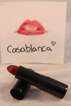 "Casablanca Luxurious Lipstick by Jill Harth Cosmetics - Jill Harth ""Makeup Artist to the Stars"" Best Beauty & Skincare Products"
