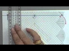 The first part of a series showing how to calculate the number of pairs required for a torchon bobbin lace pattern - in this episode we look at a wide but si. Needle Tatting Tutorial, Needle Felting Tutorials, Bobbin Lace Patterns, Lacemaking, Lace Heart, Needle Lace, Designer Pillow, Lace Knitting, Lace Detail