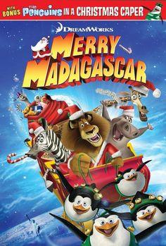 Merry Madagascar (TV Short 2009)