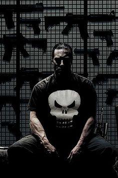 Punisher by Tim Bradstreet Punisher Comics, Marvel Comics Art, Marvel Comic Books, Fun Comics, Comic Book Characters, Comic Books Art, Punisher Max, Punisher Skull, Spiderman