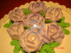 Pastel de Rosas para 20 personas https://www.facebook.com/370578873540/photos/a.10153090890138541.1073741837.370578873540/10153091006848541/?type=3&theater