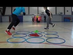 TIC TAC TOE - World's Best Warmup Game - YouTube
