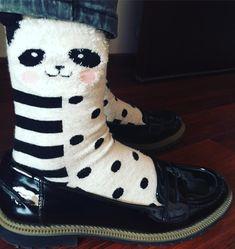 Socks Boot Lightweight Cozy Blend Men colorful-giraffe-skin-painting