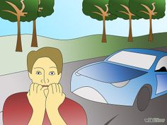 How to Reduce Anxiety About Driving if You're a Teenager. Learning to drive is really exciting for many teens, but it can also be downright scary. Learning To Drive, Driving Tips, Car And Driver, Get Over It, Anxiety, Family Guy, Life Tips, Car Stuff, Fictional Characters