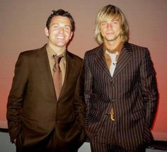 Ryan Kelly and Keith Harkin, Celtic Thunder! Two of the best looking Irish men around!!! :)