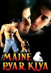 Everyone falls in love with someone...somehow. One of Indian cinema's biggest hits, Maine Pyar Kiya is the call of two young hearts smitten with love! Prem (Salman Khan) is the son of a multimillionaire, Kishen (Rajiv Verma) and Suman (Bhagyashree) is the daughter of an ordinary motor mechanic, Karan (Alok Nath). When fate brings them together, there develops a mutual liking which soon blossoms into love.
