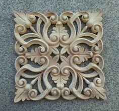 Wood Carving Designs, Wood Carving Art, Stone Carving, Door Gate Design, 3d Cnc, Plaster Walls, Ornaments Design, Wooden Wall Art, Ceiling Design