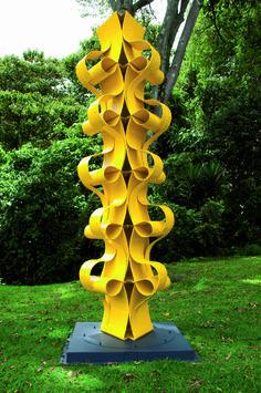 Edgar Negret, Popayan, Colombia Steel Sculpture, Modern Sculpture, Abstract Sculpture, Modern Art, Contemporary, American Art, Wind Chimes, Art Decor, Retro