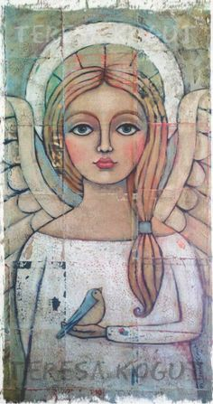 TERESA KOGUT-- the bluebird