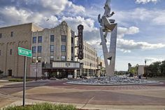 Love the colors in this. Western Ave Muskegon MI Photograph  - Western Ave Muskegon MI Fine Art Print