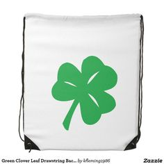 Enjoy a new drawstring bag from Zazzle. Use it to hold your gym gear or carry snacks & water for a hike. Clover Green, Gym Gear, Drawstring Backpack, Backpacks, Bags, Handbags, Dime Bags, Backpack, Totes