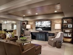 Browse photos of Basement Rec Room. Find ideas and inspiration for Basement Rec Room to add to your own home. See more ideas about Game room basement, Game room and Finished basement bars. Basement Remodel Diy, Basement Makeover, Basement Renovations, Home Remodeling, Basement Ideas, Rustic Basement, Industrial Basement, Cozy Basement, Basement Workshop