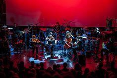 7th Film Music Festival - alterFMF: GameOn / Duomo-Ignition - Sara Andon - Airis Quartet & Amadrums Trio - Łukasz Pieprzyk - pic. Wojciech Wandzel www.wandzelphoto.com
