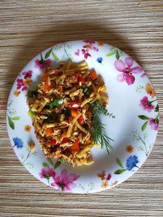 Kritharaki-Salat mit Hackfleisch, ein tolles Rezept mit Bild aus der Kategorie Pasta & Nudel. 502 Bewertungen: Ø 4,6. Tags: Braten, einfach, Fleisch, Gemüse, Hauptspeise, Nudeln, Party, raffiniert oder preiswert, Reis- oder Nudelsalat, Rind, Salat, Schnell, Schwein, Snack, Sommer