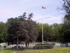 Quincy National Cemetery - Quincy, Illinois