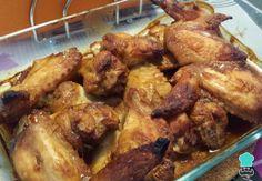 Receta de Alitas picantes caseras #RecetasGratis #RecetasFáciles #RecetasdeCocina #Pollo #ChickenLovers #AlitasdePollo #AlitasPicantes