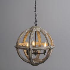 Lámpara colgante MARISE 3 gris #iluminacion #decoracion #interiorismo