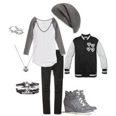 """exo"" by chichi23 on Polyvore"