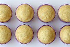 Perfect Vanilla Cupcakes Recipe (Glorious Treats), batter made with vegetable oil, milk, and buttermilk cupcakes anniversaire decoration licorne noël recette recipes cupcakes Cakes To Make, How To Make Cupcakes, Köstliche Desserts, Delicious Desserts, Dessert Recipes, Delicious Cupcakes, Fun Cupcakes, Cupcake Cakes, Gourmet Cupcakes