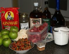Learn how to make mincemeat with and without meat; also make delicious cookie recipes like filled icebox, bar cookies and drop cookies. Old Fashioned Mincemeat Recipe, Homemade Mincemeat Recipe, Delicious Cookie Recipes, Yummy Cookies, Yummy Food, Drop Cookies, Bar Cookies, How To Make Mincemeat, Christmas No Bake Treats