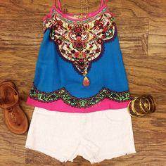 #fashion #style #trends #trending #spring #summer #2015 #boho #bohemian #gypsy