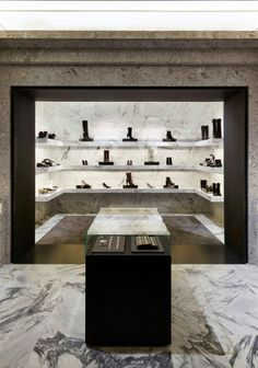 Givenchy Store in Paris by Joseph Dirand
