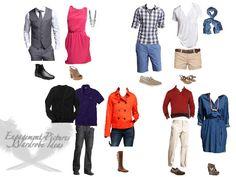 Engagement wardrobe ideas