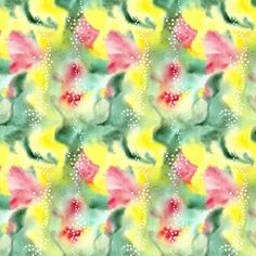 Stained in yellow. DESIGN CHALLENGE. #patterndesign #estampados #prints