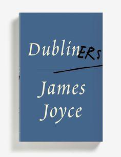 Dubliners book cover - James Joyce