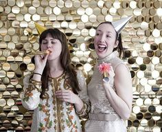 The Ultimate DIY New Years Eve Party Photo Booth   Apartment Therapy
