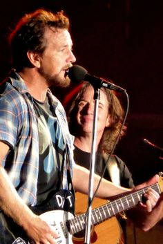 Ed & Stone | Pearl Jam | Big Day Out Melbourne | 1/24/14