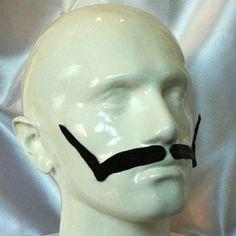 Mustache! deep & detailed latex prosthetic, fancy dress LARP cosplay Halloween Beard No Mustache, Facial Hair, Larp, Beards, Fancy Dress, Cosplay, Halloween, Detail, Ebay