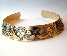 Doctor Who Gallifreyan Guardian Collar by TimeMachineJewelry on Etsy