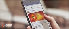 Facebook partners with Deezer to boost its Music Stories service