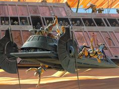 Post with 111 votes and 13110 views. Ralph McQuarrie Star Wars Concept Art Part 2 Ralph Mcquarrie, Star Wars Concept Art, Concept Art World, The Hutt, Star Wars Rpg, Star Trek, Concept Ships, Star Wars Episodes, Sci Fi Fantasy