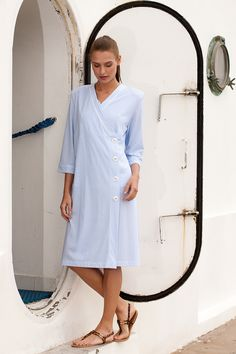 Navy summer #egatex #sleepwear #homewear #summer