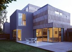 Herringbone Houses - Alison Brooks Architects