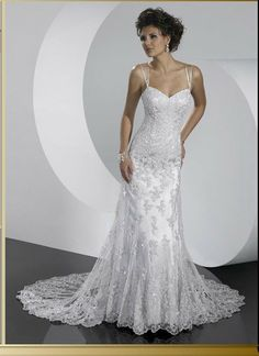 Wholesale - Custom-Made 2010 NEW Fashion sexy bridal dress Bride Wedding Dresses US $135.79