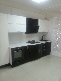 High gloss kitchen by Daddy Andrey